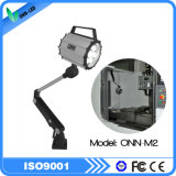 Lámpara caliente del trabajo del CNC del aluminio LED del blanco IP65