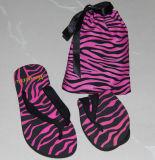 Складные карманные Flops Flip с мешком ткани черным или белым