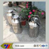 Изготовленный на заказ бочонок молока нержавеющей стали размера (20-100L)