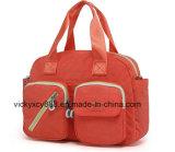 Wasserdichte einzelne Schulter Crossbody Kurier-Mama-Nylonmutter Handbag (CY3665)
