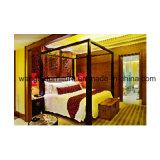 conjunto moderno de cinco estrellas de los muebles del dormitorio del hotel
