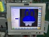 Velocidad 2 máquinas principales del bordado 3D para el casquillo