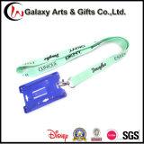 Kundenspezifischer Kartenhalter des PVC/PU/Plastic Abzeichen-Sleeves/ID
