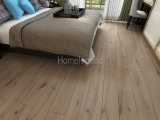 Desgastar-Resistencia de madera dirigida capa multi del suelo del roble del color rojo y suelo de madera calentado