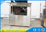 Ys-CF190 Stainless Steel Mobile Stall Food Mobile Carts