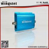 Aumentador de presión profesional de la señal del teléfono celular del color del azul de CDMA 980 con la antena