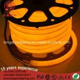 고품질 LED 360 정도 전망 직경 16mm 유연한 빨간 네온 밧줄 빛 Ce&RoHS
