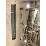 Обруч Basckstop баскетбола установки потолка с бакбортом Tempered стекла
