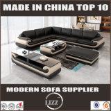 居間のためのソファUの形のModuralの長いソファー