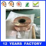 Fabricante de cobre del profesional de la cinta de la hoja de /Copper de la hoja de las muestras libres