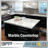 Гранит, кварц, мрамор, камень для верхней части тщеты и Countertop кухни с облегченной обработкой