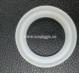 Serging sanitario Gasket Seals per Triclamp Ferrule (silicone, EPDM, PTFE, NBR, viton)