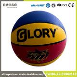 Gepersonaliseerde Grootte 5 Butyl Basketbal van de Blaas