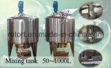 réservoir de mélange du sirop 500ltrs