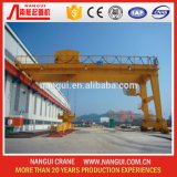 Bmg Model Double Girder 또는 Beam Semi/Half Gantry Crane