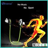 Спорт Sweatproof наушника Bluetooth беспроволочный водоустойчивое для спорта, слушает к нот
