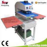 オイル油圧二重端末の熱の出版物機械