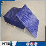回転式空気予熱器のための熱く、冷たい端の発熱体