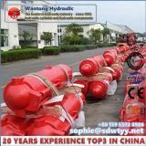 50 Tonnen-Hydrozylinder verwendet für Minenindustrie