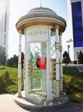 Общественный телефон, бронированный телефон обслуживания шнура, телефон помощи крена