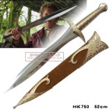 Film Swords con Plaque o Scabbard