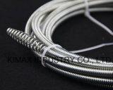 """3/8 """" кабелей внутреннего сердечника нержавеющей стали x 75 ' предотвращает ржавчину"""