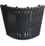 Tela de indicador curvada do diodo emissor de luz da cor P5.95 cheia para /Indoor ao ar livre