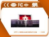 Tela de indicador do diodo emissor de luz do anúncio ao ar livre do fabricante P10 de China para a venda