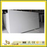 Белый/серый искусственний камень кварца для Countertop кухни & ванной комнаты/верхней части/сляба/плиток тщеты
