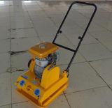 Compressor da placa de vibração com motor de gasolina