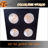 100W 옥수수 속 4 눈 스튜디오 LED 효력 빛