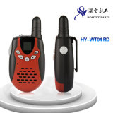 Children (HY-WT04 RD)를 위한 디지털 PMR Wireless Handheld Walkie-Talkie