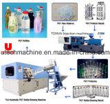 Automatische Plastikhaustier-Wasser-Flaschen-Ausdehnungs-Blasformen-Maschine