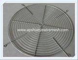 Filtro industriale dal ventilatore della protezione del ventilatore del coperchio di ventilatore del metallo dello scarico