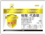 Bactéricide neuf avec Wdg efficace élevé de fongicide de Pyraclostrobin+Metiram