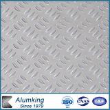 Piatti Chequered di alluminio per l'elevatore