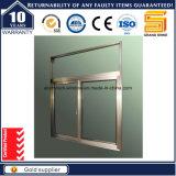 Ventana de aluminio ahorro de energía de la doble vidriera