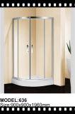 ベストセラーの製品の正方形の滑走のシャワー室