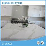 美しいホーム白い水晶石のテーブルの上