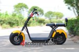 Gemotoriseerd Wiel 2 Zetels Es8004 van de Scooter van Pedel Harley Elektrisch