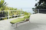 Salotto esterno del Chaise del Lounger di Sun della mobilia del nuovo di disegno rattan del giardino