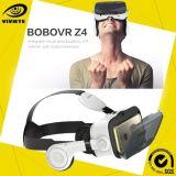 バーチャルリアリティ3DガラスのボボVr Z4のイヤホーン