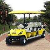 中国OEMの製造業者は8人のゴルフカート(DGC6+2)を供給する