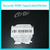 Electronicのための卵の殼Security Void Sticker
