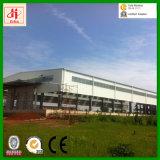 Полуфабрикат пакгауз стальной структуры в Руанде
