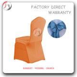 Décorant la couverture lumineuse de chaise de couleur (YT-04)