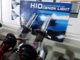 C.A. 55W H7 Xenon Lamp HID Kit com Regular Ballast