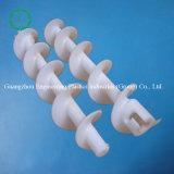 Parafuso plástico do HDPE do dente popular do parafuso de Guangzhou