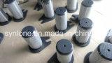 Arbre en acier modifiant et de usinage de connecteur avec l'oreille