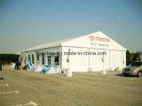 Material para techos revestido del encerado del PVC de la tela impermeable (1000dx1000d 23X23 900g)
